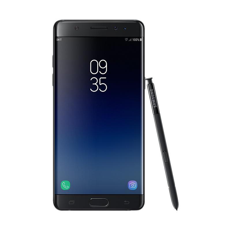 Samsung Galaxy Note FE Smartphone - Black Onyx [64GB/ 4GB/ N]
