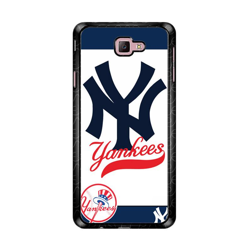 Flazzstore Yankees Baseball Z3285 Custom Casing for Samsung Galaxy J7 Prime