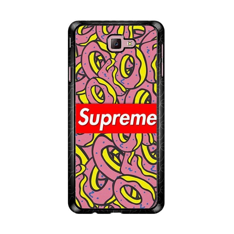 Flazzstore Odd Future Donut Supreme Z4048 Custom Casing for Samsung Galaxy J7 Prime