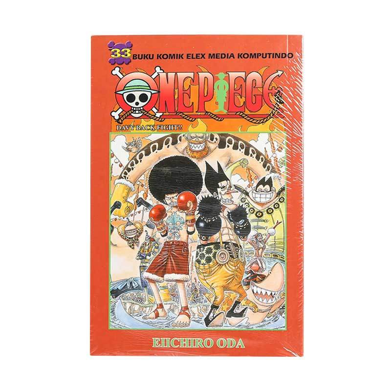 Elex Media Komputindo ONE PIECE 33 Buku Komik [200018625]