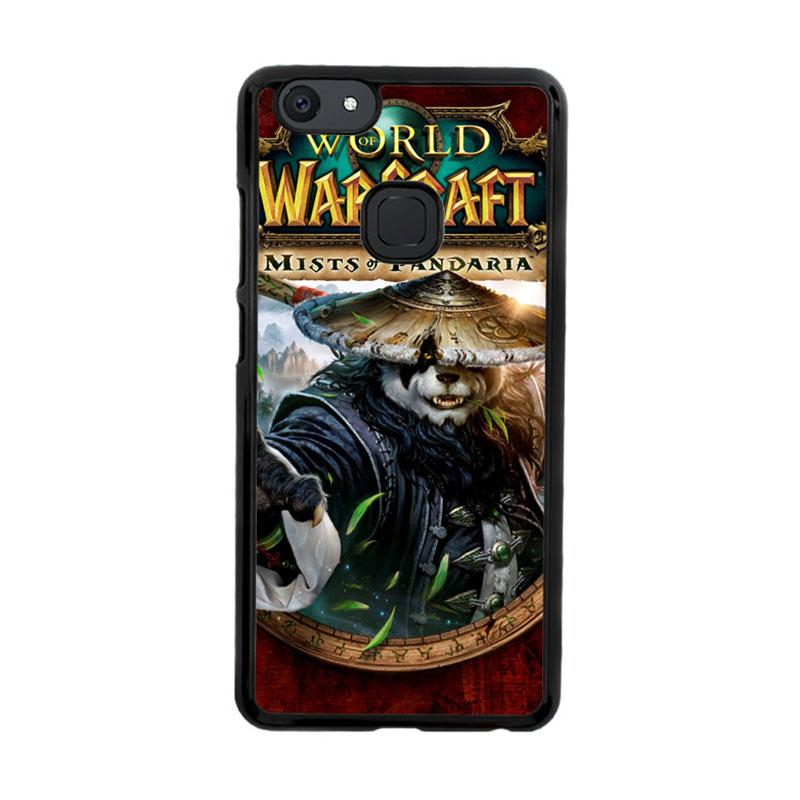 Flazzstore World Of Warcraft Guardian Druid Mists Of Pandaria Z0652 Custom Casing for Vivo V7