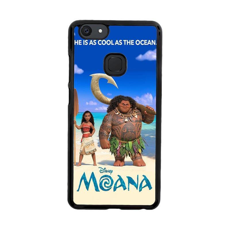 Flazzstore Moana Movie Poster Z4559 Custom Casing for Vivo V7