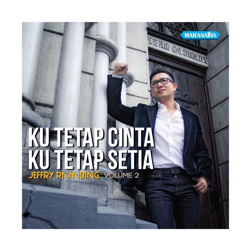 harga Maranatha Records CDM-1071 Jeffry Rambing - Ku Tetap Cinta Ku Tetap Setia CD Rohani Blibli.com