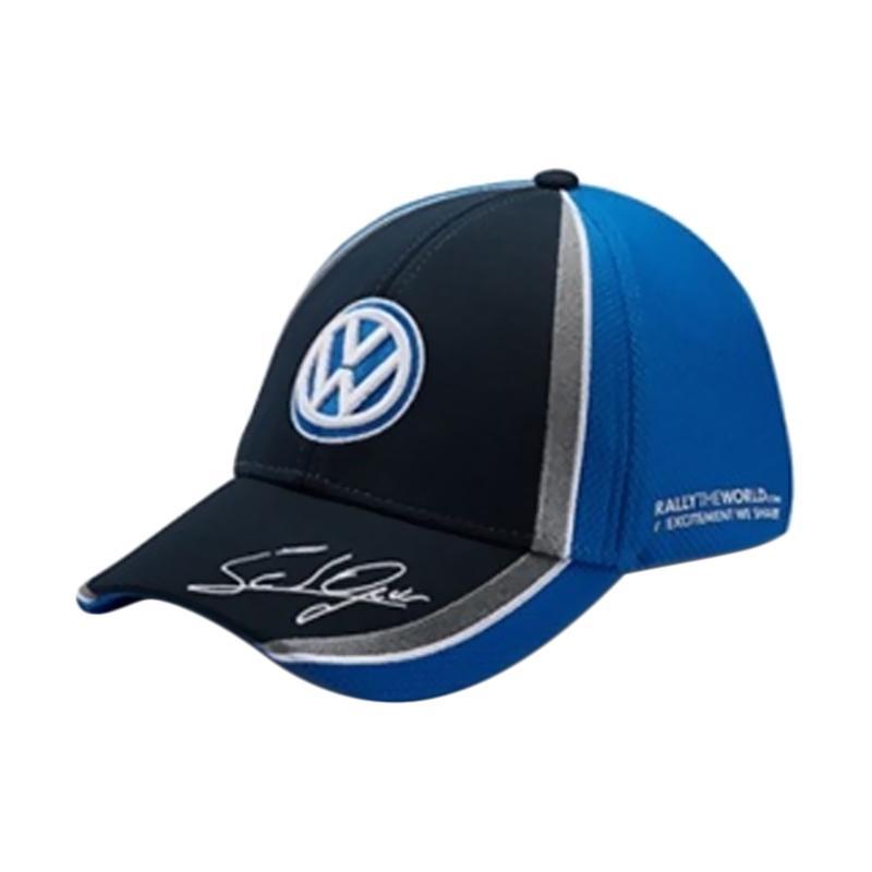 VW Ogier Motorsport Baseball Cap - Dark Blue