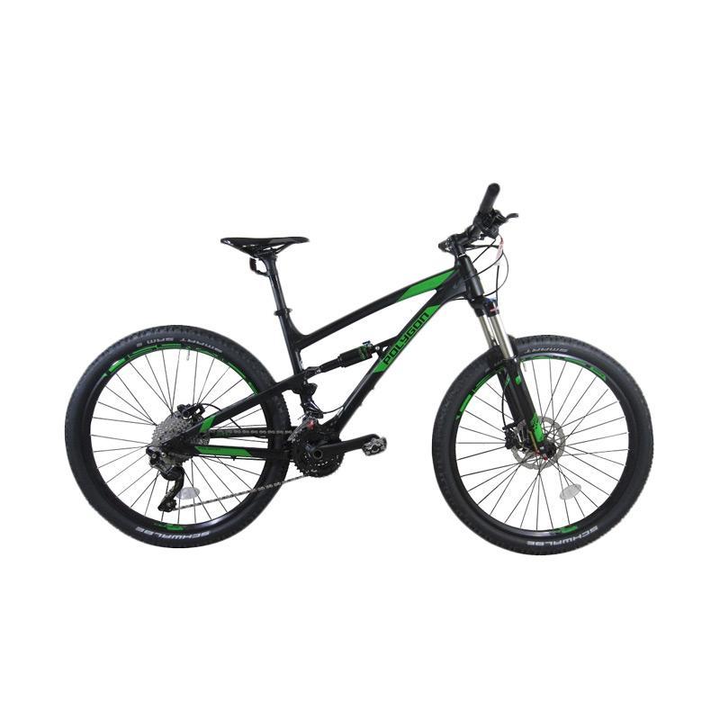harga Polygon Siskiu D6 2017 Sepeda Gunung - Black [27.5 Inch] Blibli.com