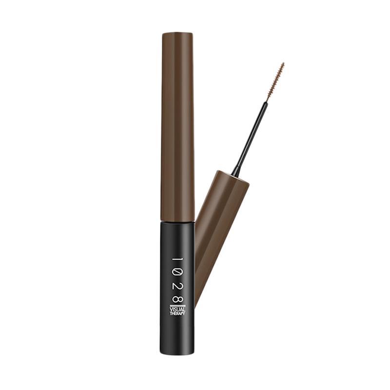 1028 Visual Theravy Lasting Browcara Mascara - 02 Brown [4 g]