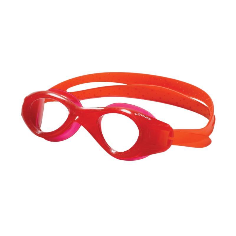 Kelebihan Kekurangan FINIS Nitro Goggle Kacamata Renang - Red Dan Harganya d3b32ef07d