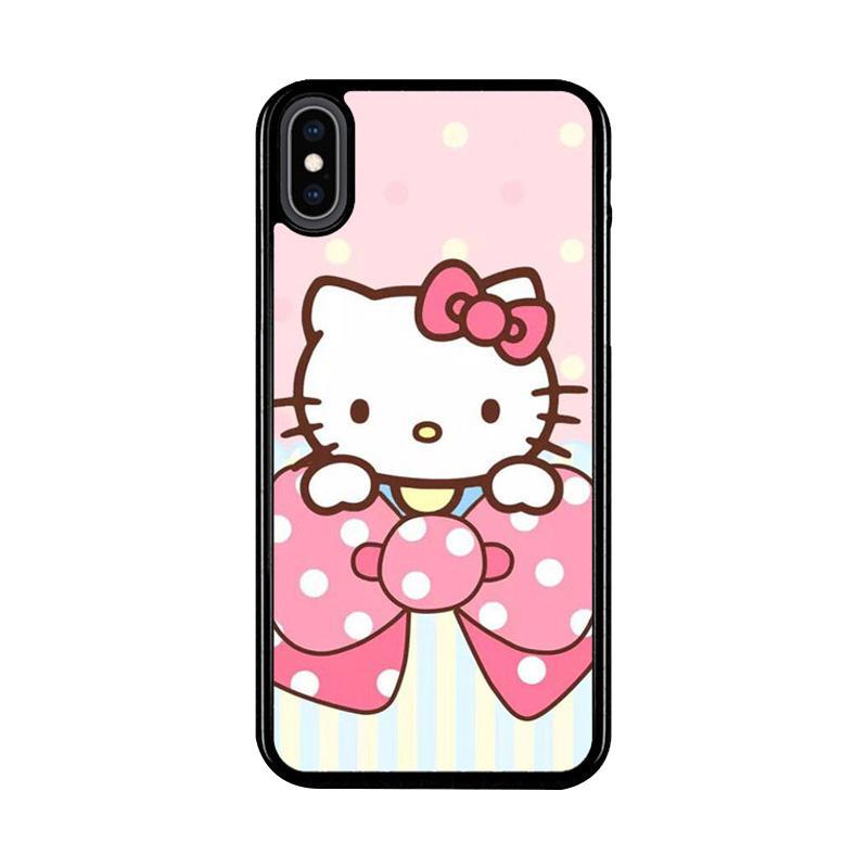 Jual Flazzstore Hello Kitty Wallpaper L1940 Premium Casing