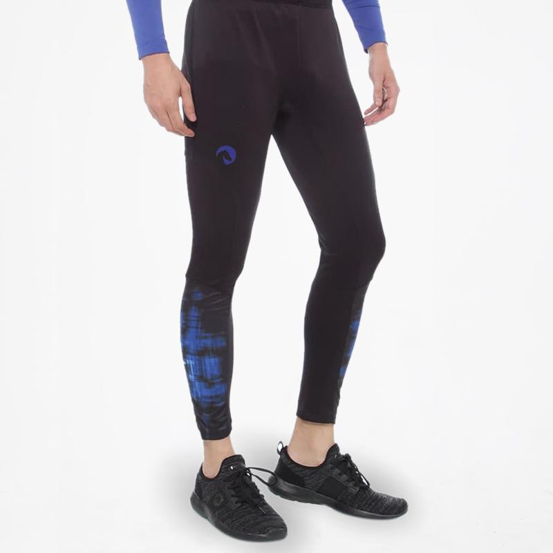 Jual Waldos Sports Apparel Baselayer Waldos Blue Galaxy Celana Legging Pria Online Oktober 2020 Blibli Com