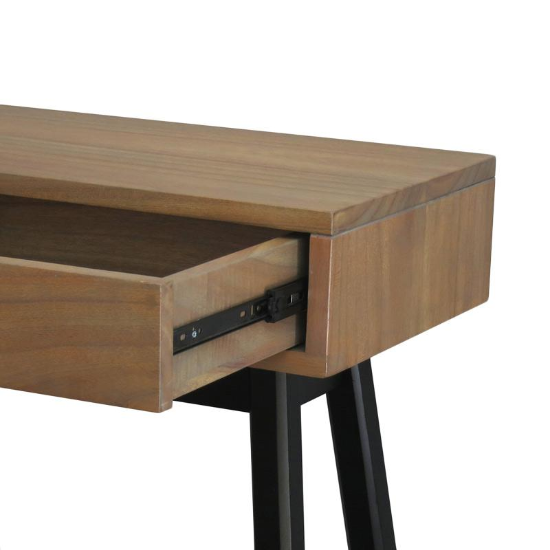 Jual Meublemont Akita Console Table Antique Grey Online Januari 2021 Blibli