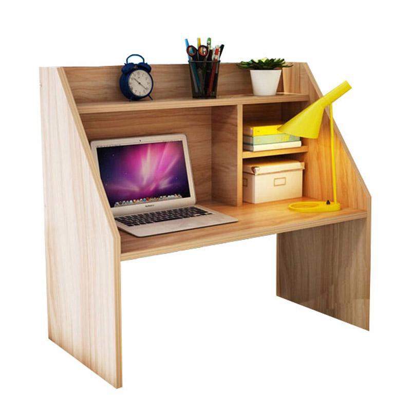 Jual Best Furniture Mini Meja Laptop Belajar Dan Rak