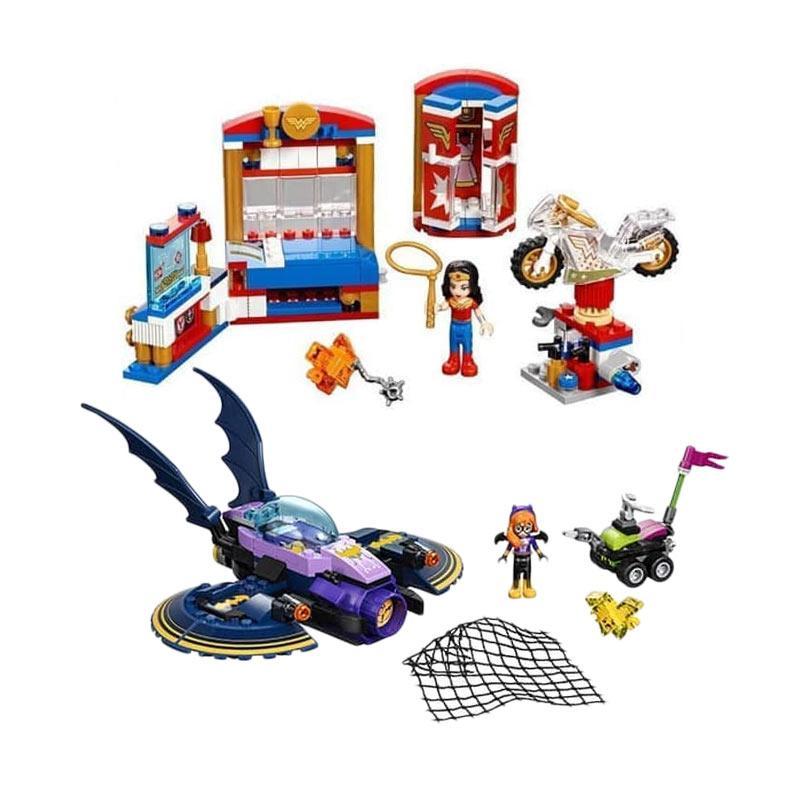 Jual Oem Lego Brick Dc Superhero Girls Sy885a Batgirl Sy885b Wonder Woman Mainan Anak Online Oktober 2020 Blibli Com