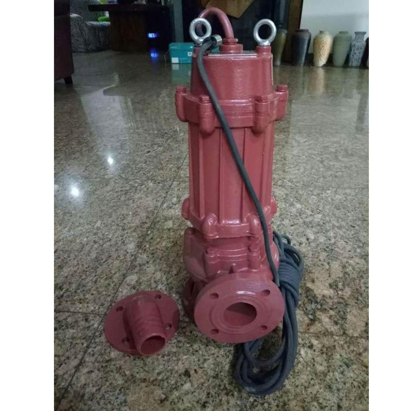 Jual Maxpump Submersible Sewage Pump Pompa Air 4 Inch 60 Kubik 4hp 380v Online Maret 2021 Blibli