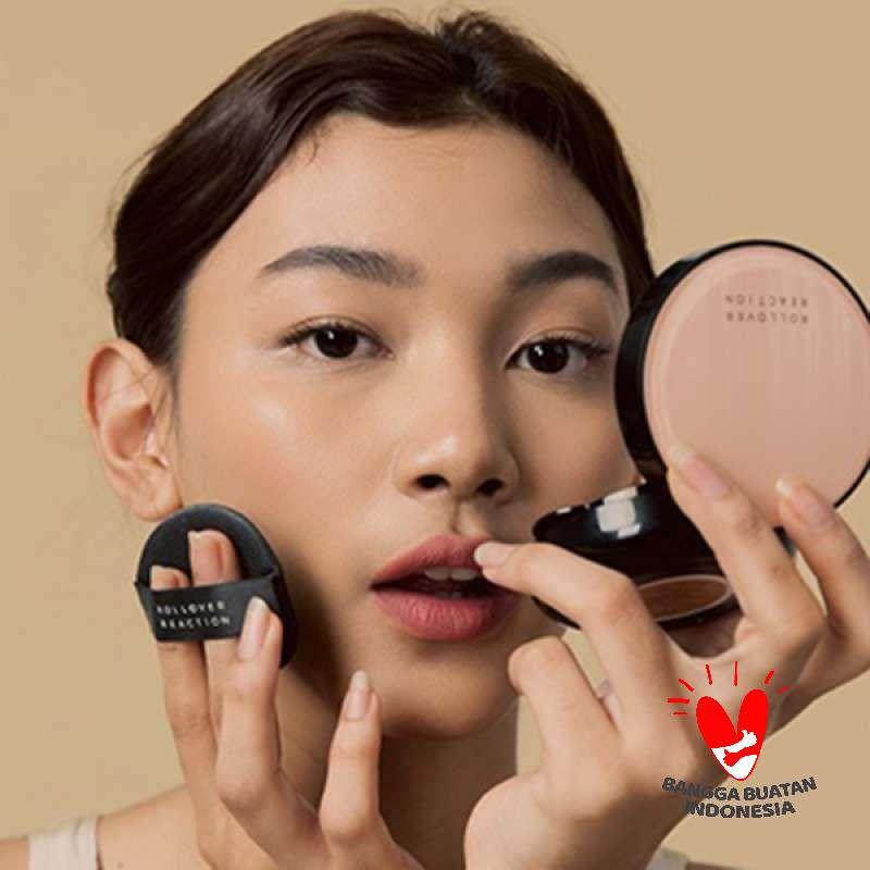 Rollover Reaction Cushion Compact SPF 27 Tinted Moisturizer