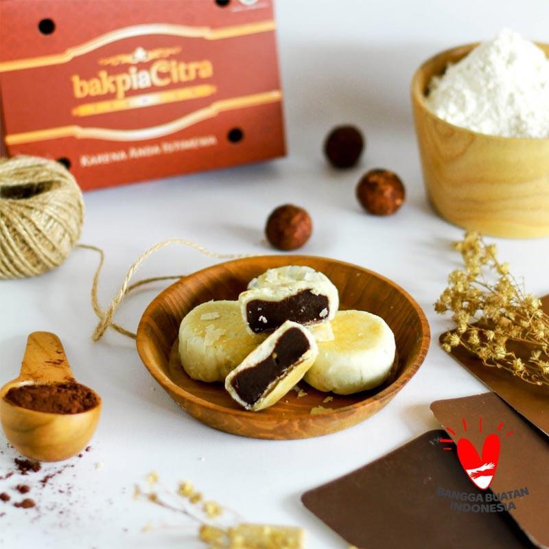 Bakpia Citra Premium Bakpia Coklat Isi 15