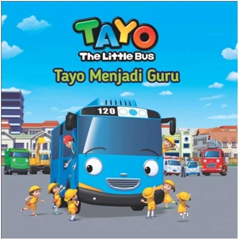 Jual Mizan Seri Tayo Si Bus Kecil Tayo Menjadi Guru Online Oktober 2020 Blibli Com