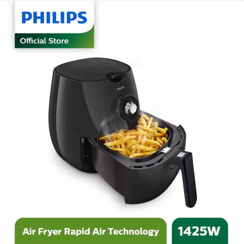 PHILIPS HD9218 50 Air Fryer Hitam