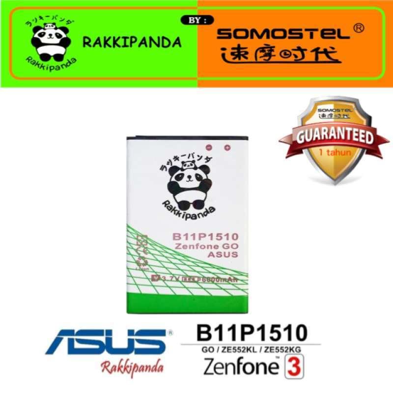 Jual Rakkipanda Baterai For Zenfone 3 Go 5 5 Online Desember 2020 Blibli