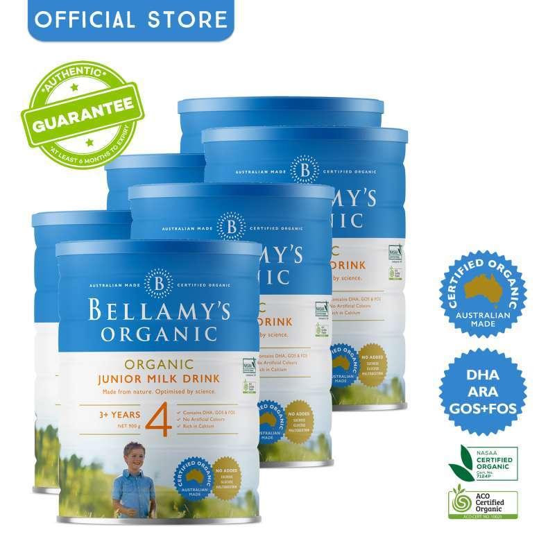 Bagikan facebook facebook mail BELLAMY S ORGANIC Junior Milk