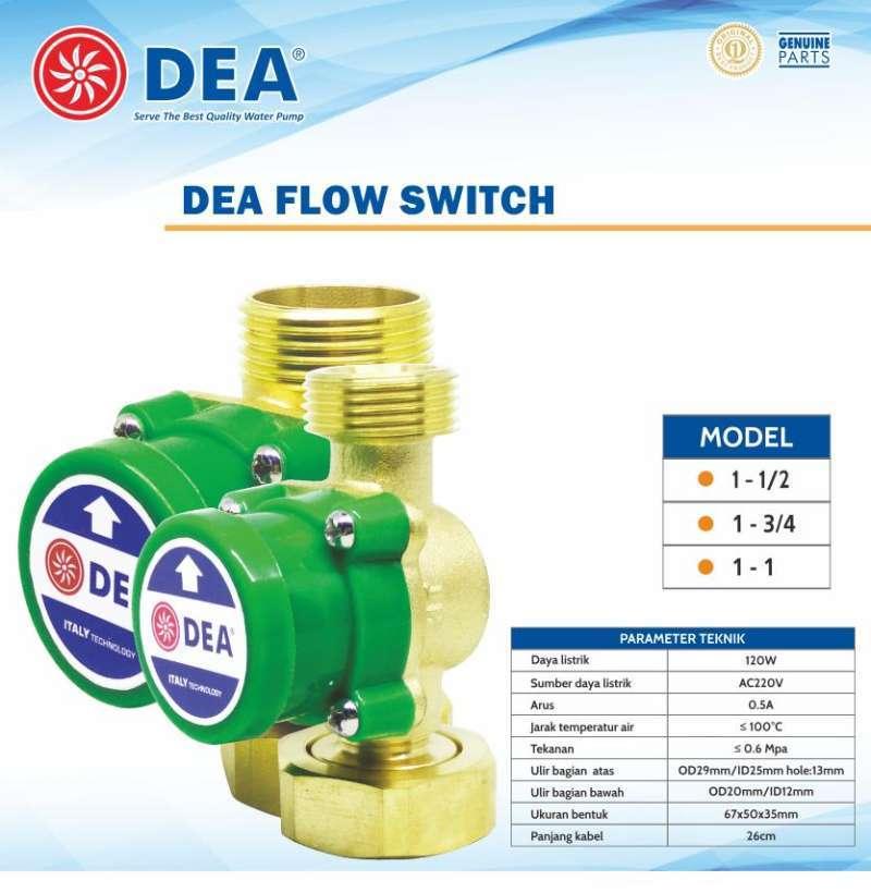 Jual Water Flow Switch 1 1 2 Saklar Otomatis Pompa Air Online April 2021 Blibli