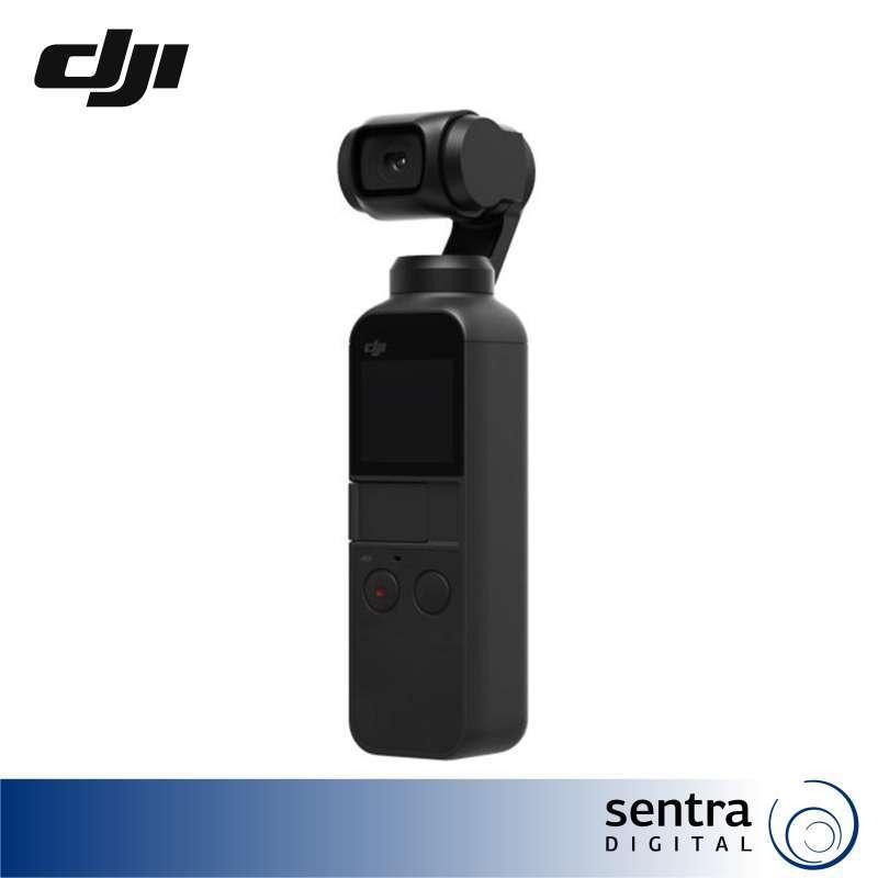 Bagikan facebook facebook mail Tersisa 2 Produk DJI Osmo Pocket