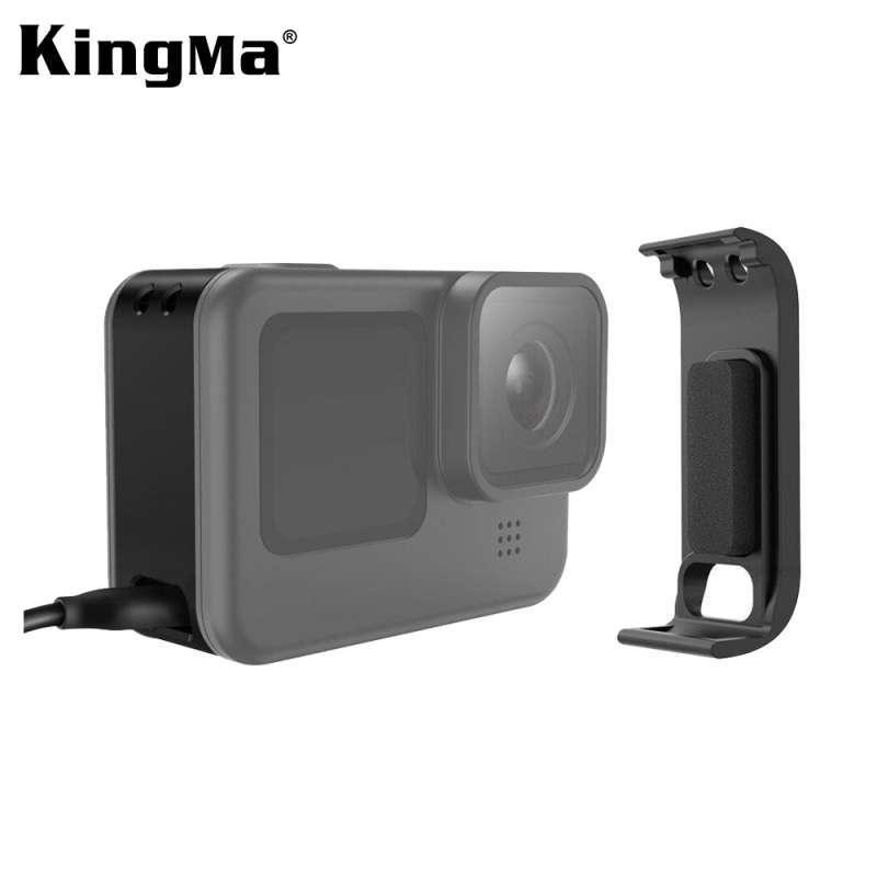 KINGMA Battery Side Cover Gopro Hero 9 Dustproof Door Type C Port