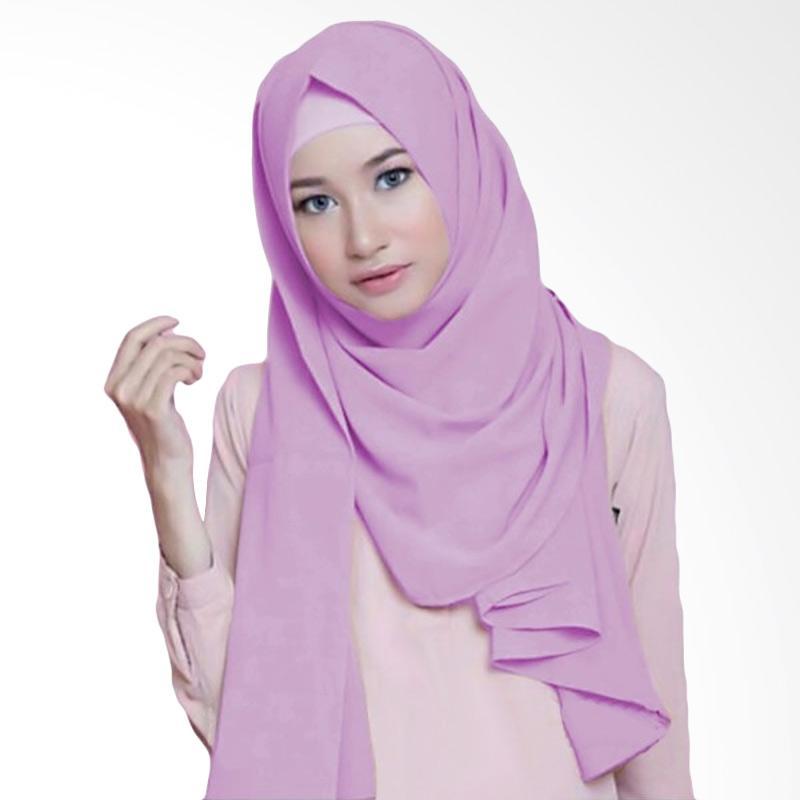 Milyarda Hijab Diamond Pashmina - Lavender