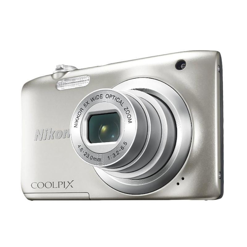 Nikon Coolpix A 100 Silver