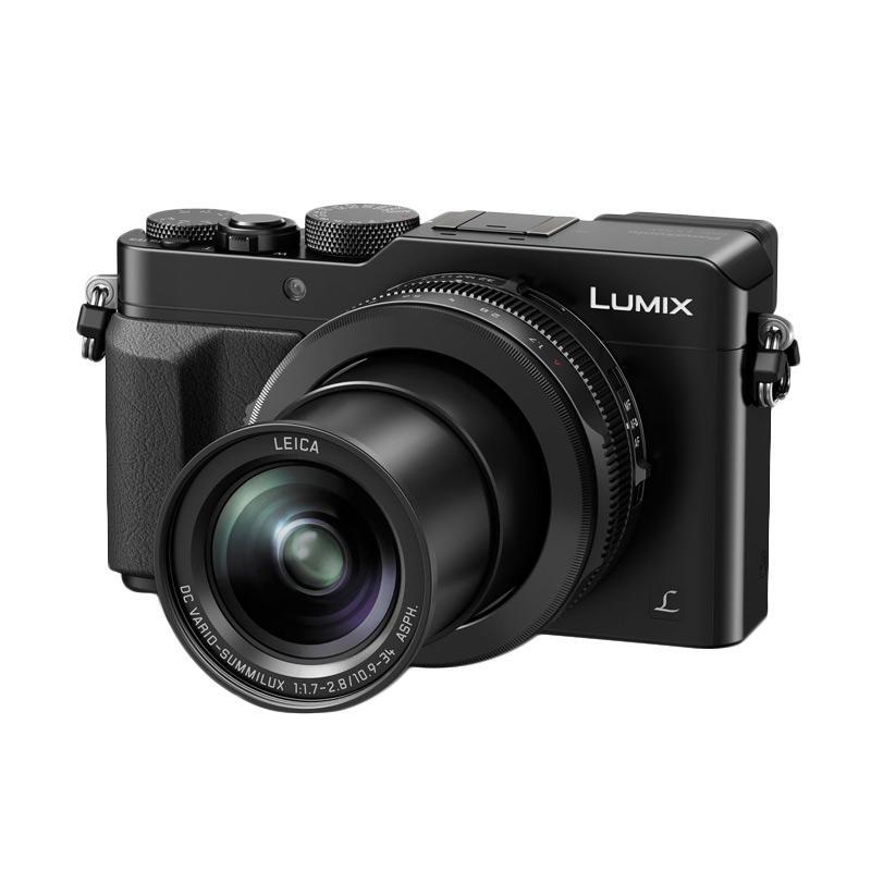 Panasonic LX100 4K Kamera + Extra Battery + Case + Memory Sony 8gb