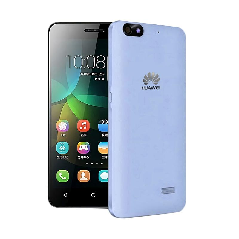 Ultrathin Aircase Casing for Huawei Honor 4c - Blue Clear