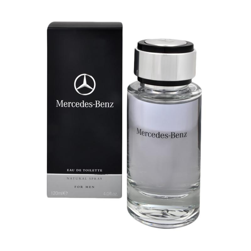 Mercedes-Benz EDT Parfum Pria [120 mL]