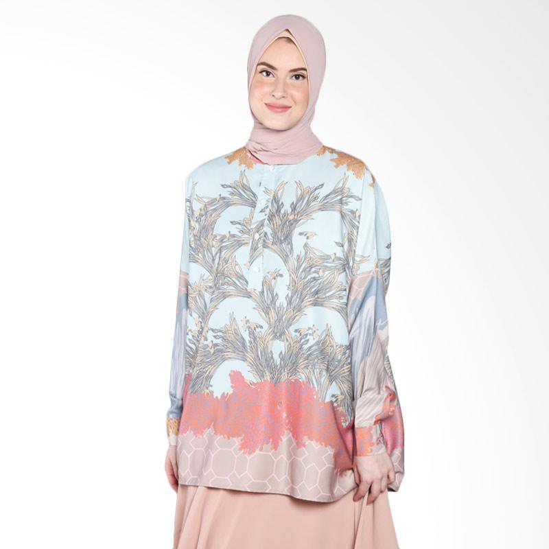 Ria miranda ria miranda namisha blue peach   atasan muslim full01