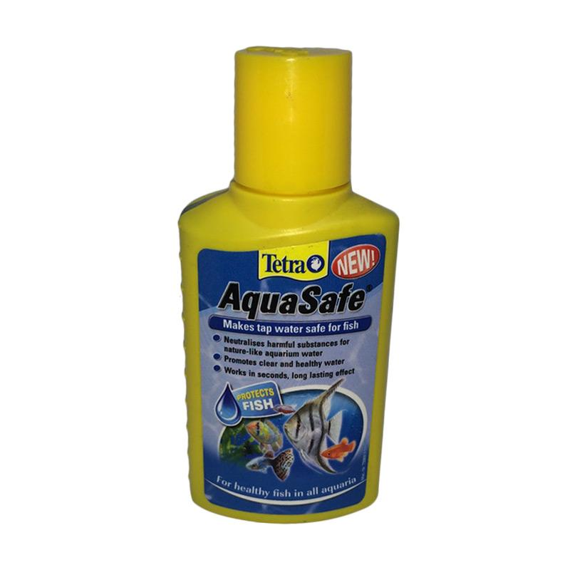 Tetra Aquasafe Penetralisir Air Aquarium [100 mL]