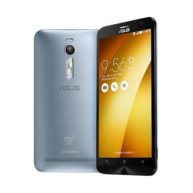Ultrathin Casing for Asus Zenfone 2 ZE551ML - Blue Clear