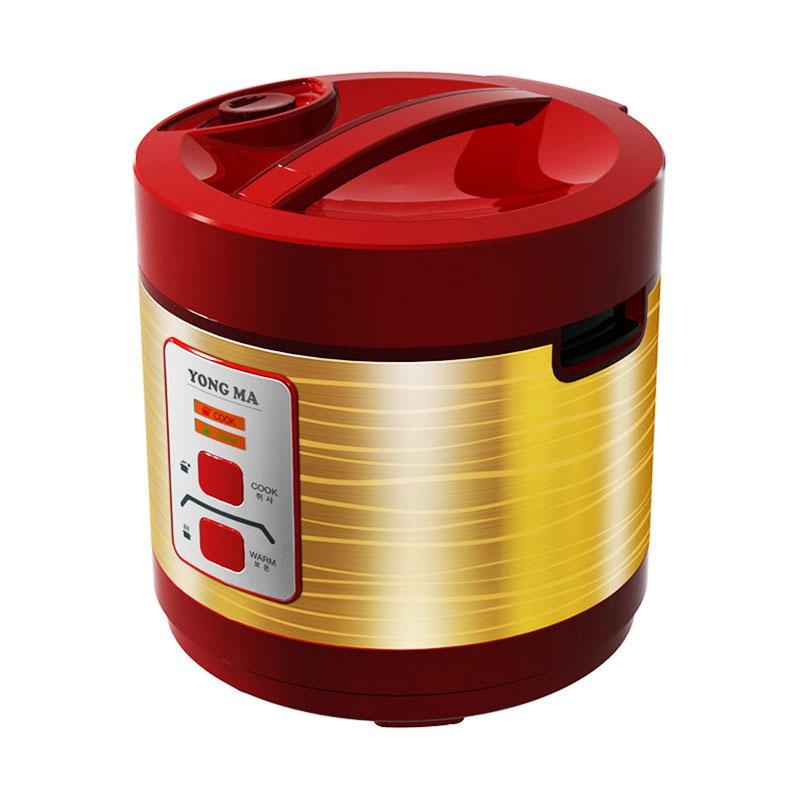 Yong Ma YMC 109 Colored Stainless Magic Com - Red [2L]