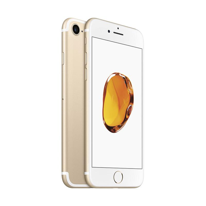 Apple iPhone 7 32 GB Smartphone - Gold [Garansi Resmi] - 9286610 , 15444985 , 337_15444985 , 11999000 , Apple-iPhone-7-32-GB-Smartphone-Gold-Garansi-Resmi-337_15444985 , blibli.com , Apple iPhone 7 32 GB Smartphone - Gold [Garansi Resmi]