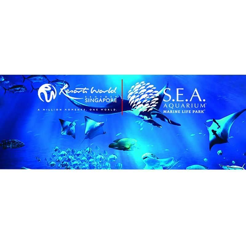 Harga tiket sea aquarium Singapore