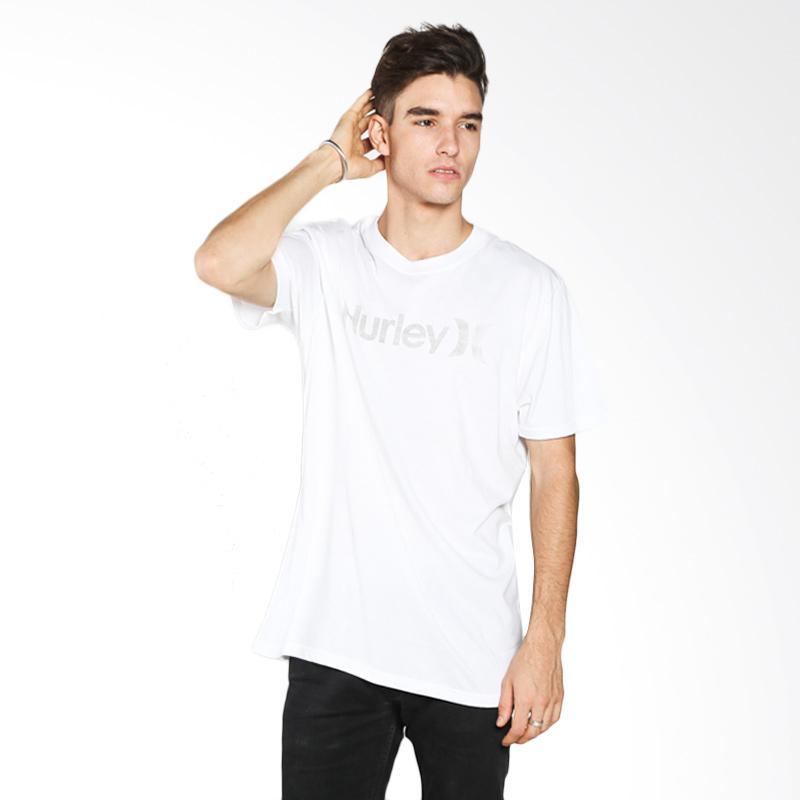 Hurley AMTSPODF-WHT OO Man T-shirt - White Extra diskon 7% setiap hari Extra diskon 5% setiap hari Citibank – lebih hemat 10%