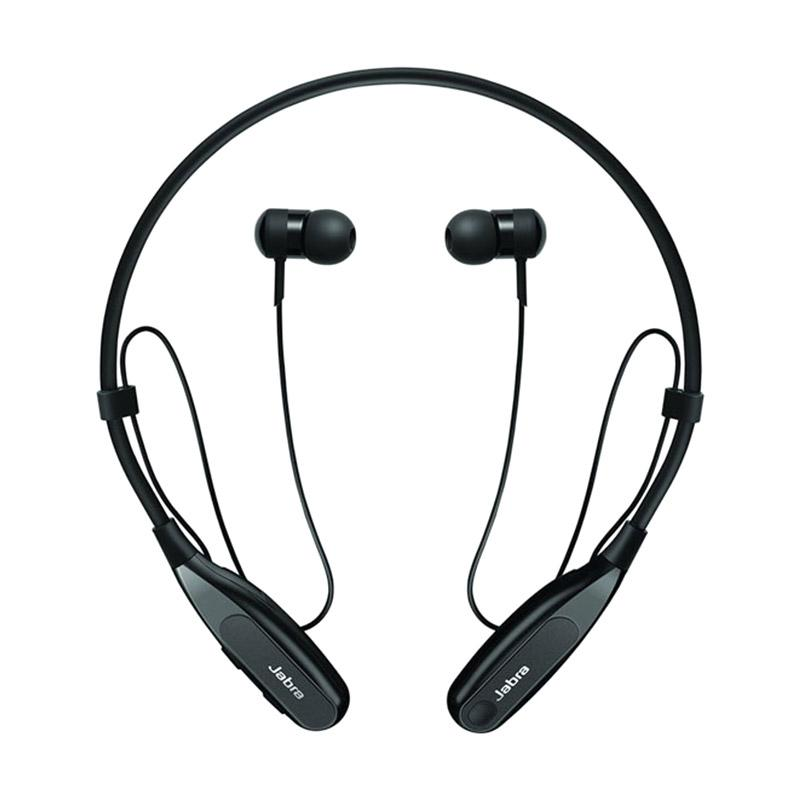 harga Jabra Halo Fusion Neckband Bluetooth Headset - Black Blibli.com