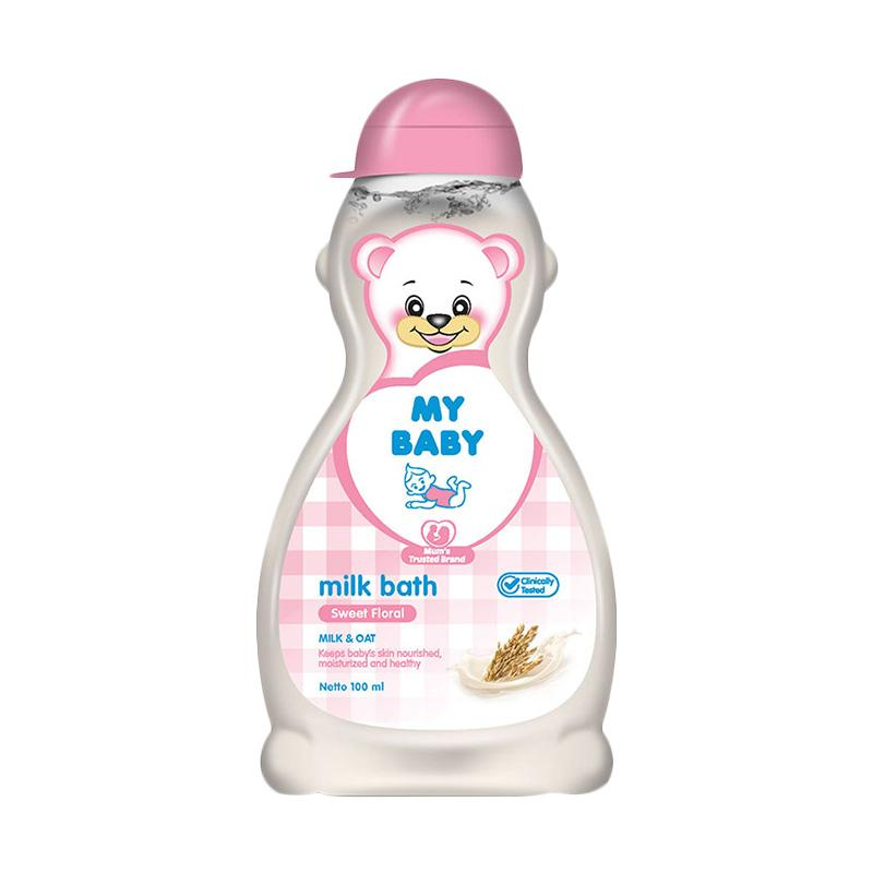 My Baby Milk Bath Liquid Soap Sweet Floral [200 mL]