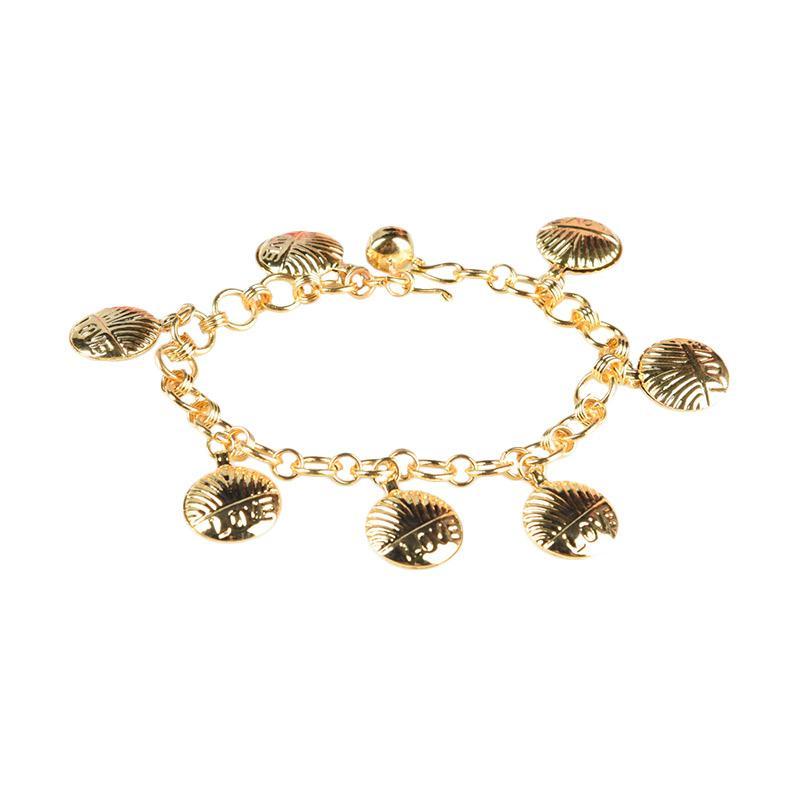 1901 Jewelry Avneina Bracelet GL.871.HR41 Gelang - Gold