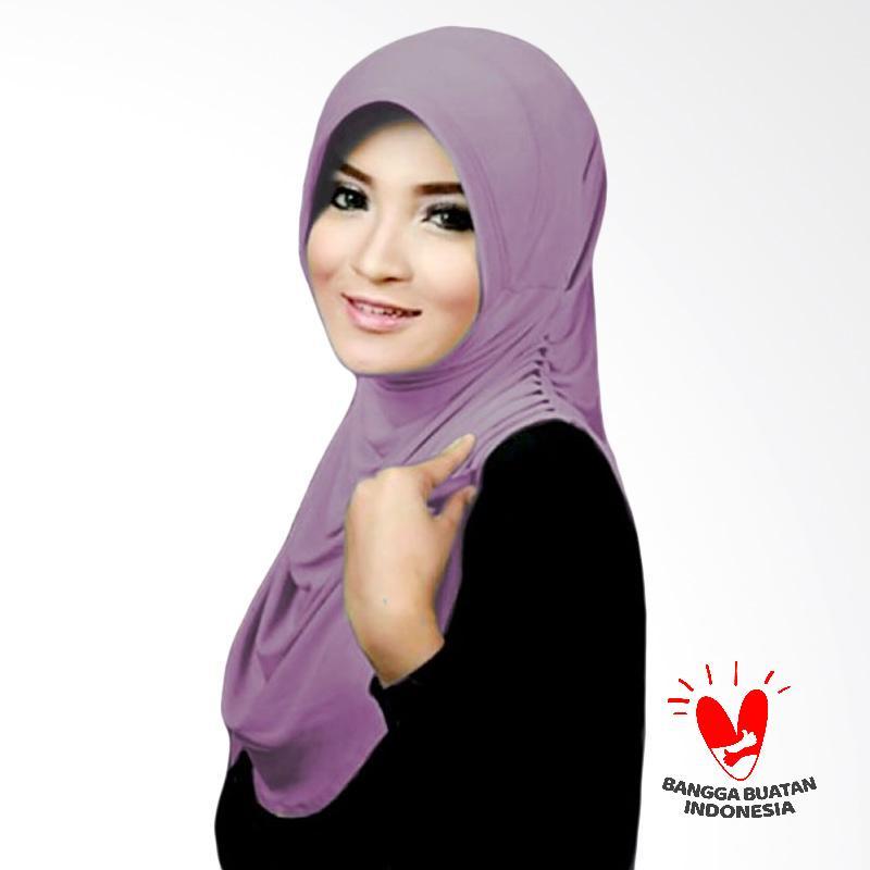 Milyarda Hijab Instant Rumana - Lavender