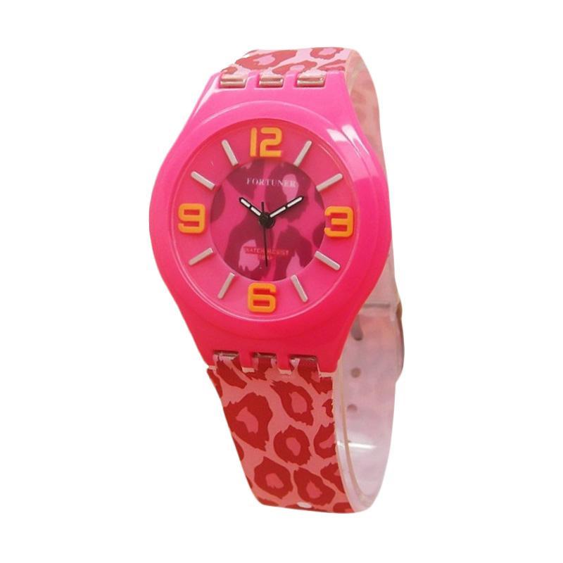 Fortuner FR JA-878 Jam Tangan Anak - Pink