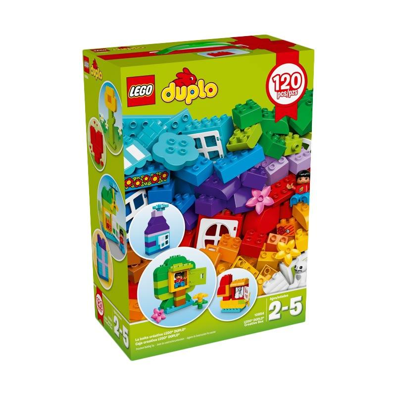LEGO Duplo 10854 Creative Box Mainan Blok dan Puzzle