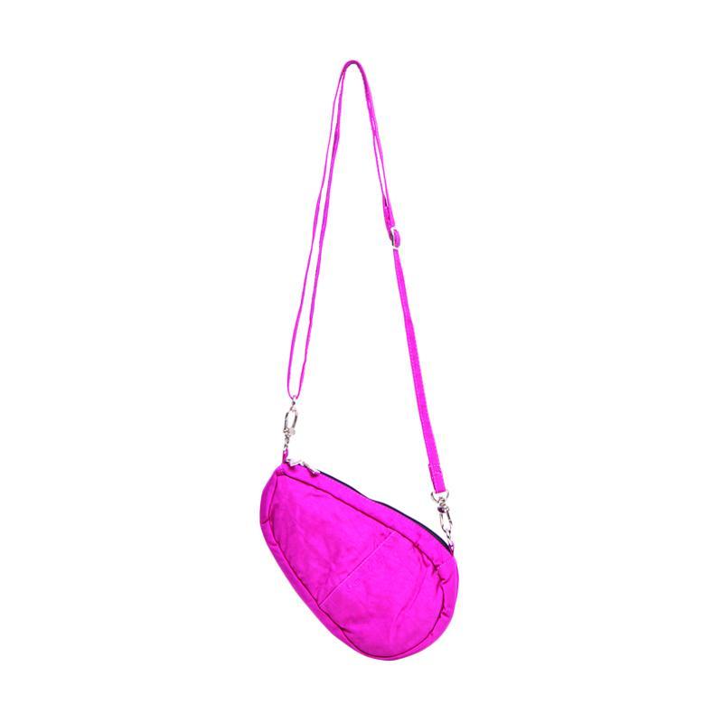 Mockup BSL.02 Mini Bean Sling Bag Tas Wanita - Pink