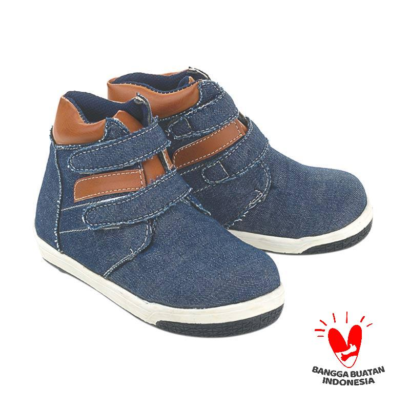 Blackkelly LBU 458 Casual Sepatu Anak Laki-Laki