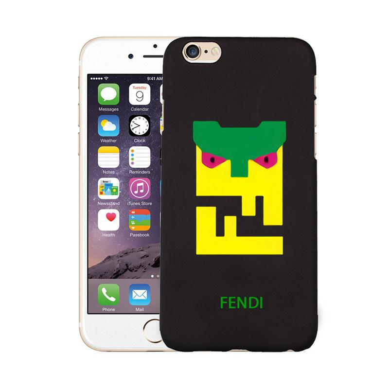 Fendi Givenchy C97 Hardcase Casing for iPhone 6 Plus