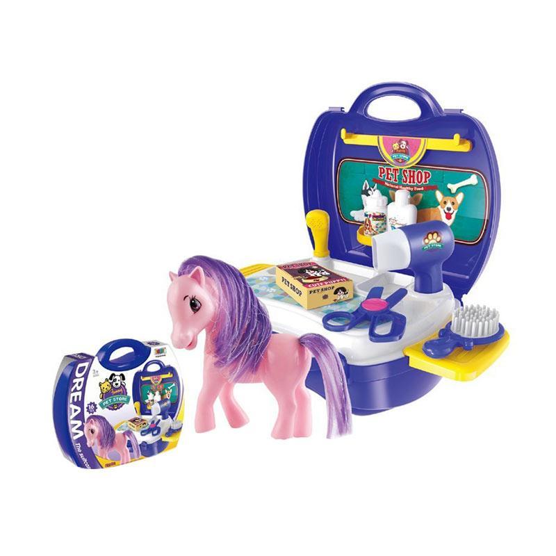 Jorell Junior Pet Store Set Mainan Edukasi