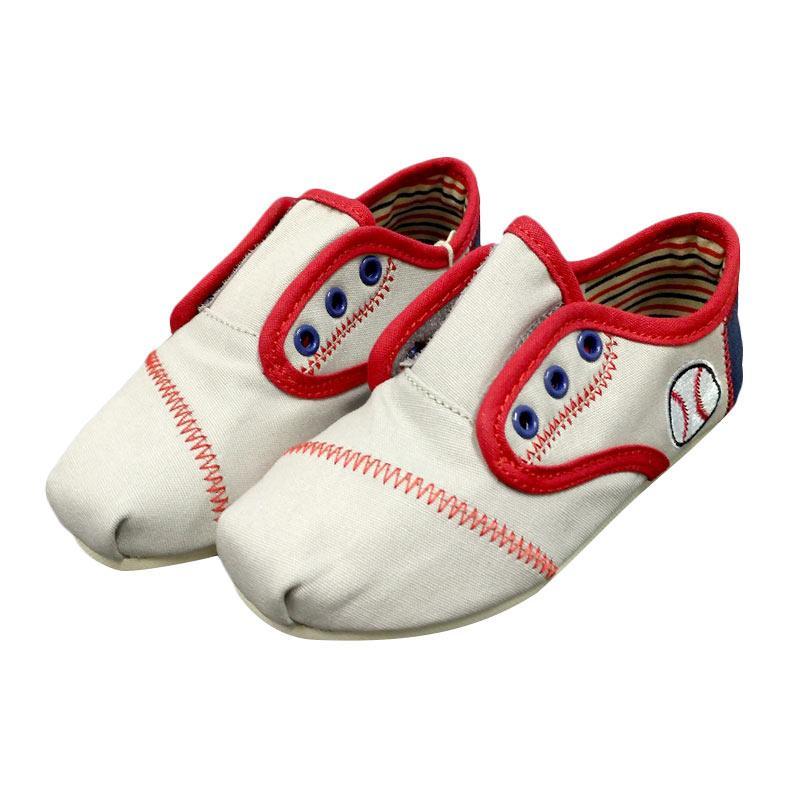 Kohai Kaisei Baseball  Sepatu anak - Grey