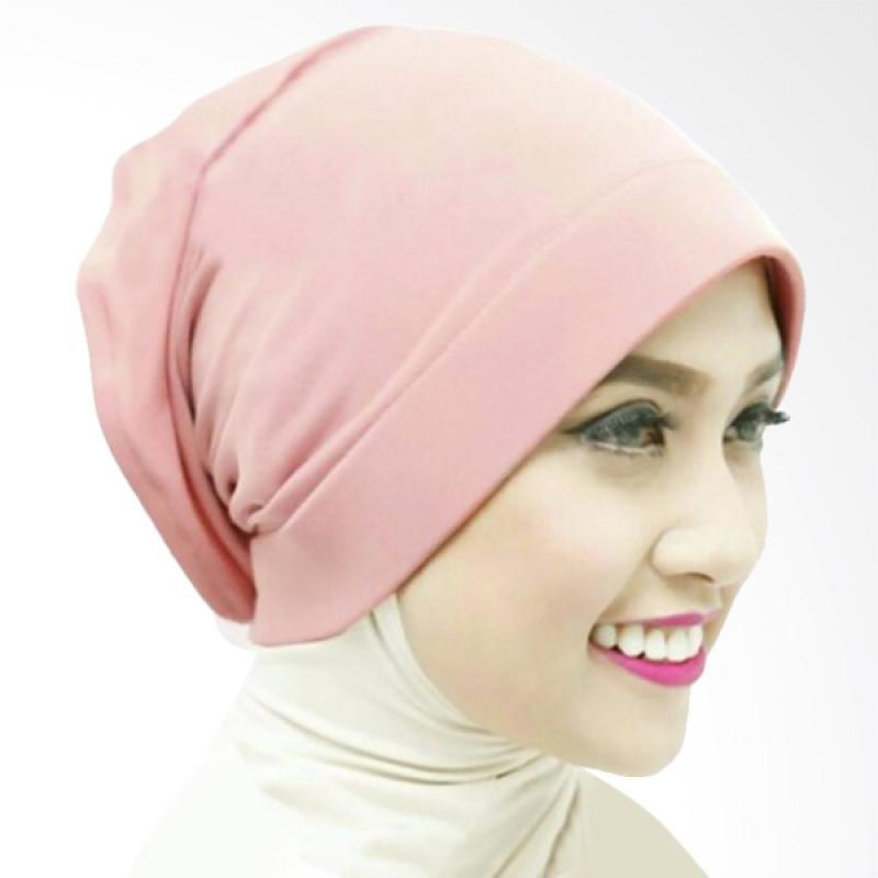 Milyarda Naura Hijab Ciput - Dusty Pink